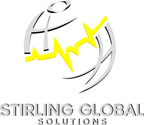 STIRLING GLOBAL SOLUTIONS Logo